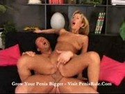 dianne-euro blond bj fucked on couch