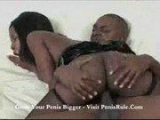 sydney-black girl banged and creampied