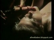 Classic Lysa Thatcher oiled up and fucked