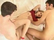 Teen Redhead Raped By Two Guys