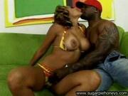 Alana Lee - Naughty Ebony Slut