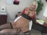 Puma Swede fucking at Work