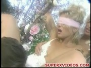 Jill Kelly - Missy Outdoor forest sex gangbang