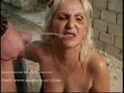 Erlinda - his grandmom outdoor