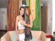 ladyboy yo and fanta fuck each other