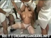 Worlds Biggest MILF Creampie Gang Bang 2