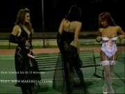 Brenda - Lesbians on the tennis court