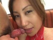 Hot Asian Blowjob