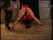 Punishment for the slavegirl