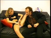 French schoolgirl fucked during private lesson
