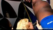 Stripper fucks black cock