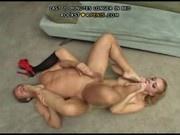 Annette Schwarz Fucked By Brandon Iron 4