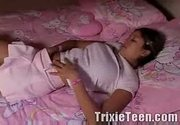Tixie teen - teen video - download: http://43bf6e75.a