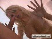 Big Tits Danielle Derek Pleasured In Shower