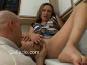 Amateur Mature Mom Fucked In The Kitchen