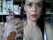 Horny milf working and masturbating at the pharmacy part 11 - getmyCamcom