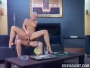 David Perry And Silvia Saint Hot Fucking Session