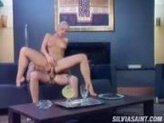 David Perry And Silvia Saint Hot Fucking Session