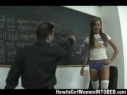Veronique Vega in Detention