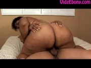 Very Fat Black Girl Having Sex