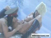 Lesbian Julia Ann And Katja Kassin Winter Offensive