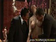 Tera patrick - 2 cocks one pussy
