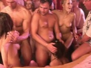 Super hot party where everyone gets fucked