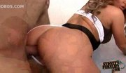 Real private sexy couple fucks doggy mix !!