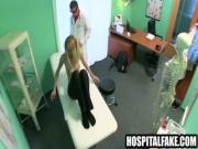 Petite blonde patient gets massaged by her doctornt advice 720 2