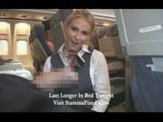 trissia Flight Attendant fucking part4