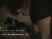 Mickey - a German Secretary gives Blowjob