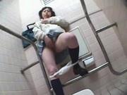 Masturbating Schoolgirl 01