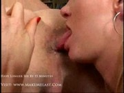 Alicia - Licking the manhole - 2