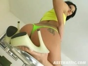 Beautiful Lulu Is A Specimen With A Perfect Round Ass - Ass Traffic