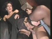 Deborah Wells Fucked In Fur Outside