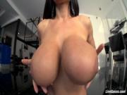 LiveGonzo Lisa Ann Busty Mature