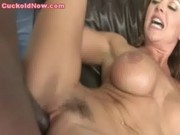 Hardcore Interracial Wife Fuck