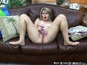 Jackie Avalon - Hot Slut And Her Vibrator