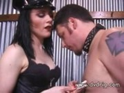 Felix Knows He's A Lucky Slave When Mistress Kate Mandala Teaches Him Submissive