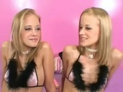 Twin Sister Cali Marie And Cherish Want Big Cock