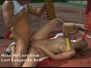 Jessica - Tennis court sex5