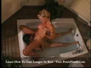 Alessandra Nurse Bathtub Bang