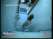 Big brother poland shower with several beautiful polish girl