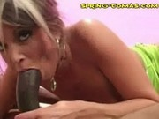 White Slave Gets Black Treat