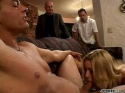 Alexis Taylor - Lustful Wife Blows Cock