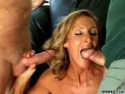 Ginger Fernandez Fucks An Older Guy - Handle My Wife
