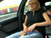 Megane, french milf gets analsex