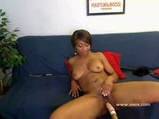 Ebony sex machine webcam with imani rose