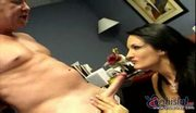 Alektra blue fucked hard at work