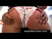 Mature gets big fucking cock in her twat